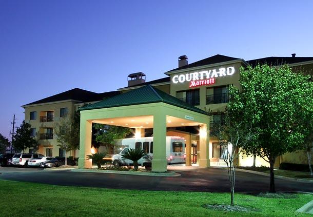 Courtyard By Marriott Houston North